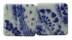 Ceramic Mosaic - Blue And White Porcelain
