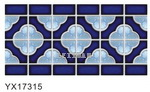 Ceramic Mosaic - Swimming pool Mosaic