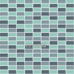 Crysta Glass Mosaic - Mixed Clors Mosaic