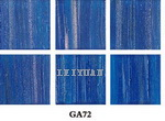 Glass Mosaic - Golden Line Mosaic