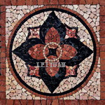 Rustic Tile Mosaic - Carpet And Mural Mosaic