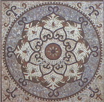 Stone Mosaic - Carpet And Mural Mosaic